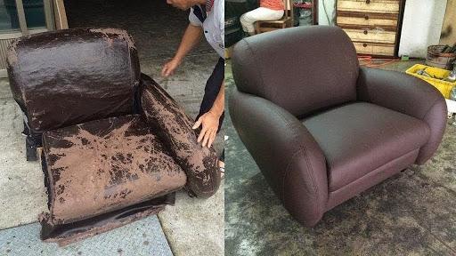 Bọc ghế sofa quận Hà Đông