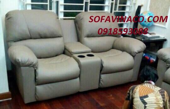Bọc ghế sofa tại nhà chị Linh ở Kim Mã, Ba Đình, Hà Nội