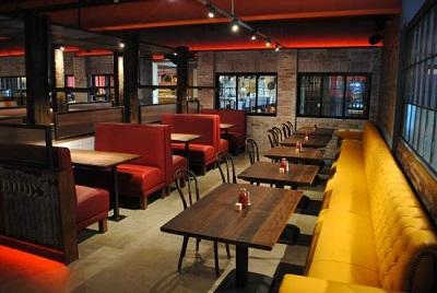 Bọc lại ghế ăn nhà hàng karaoke với VINACO Hà Nội
