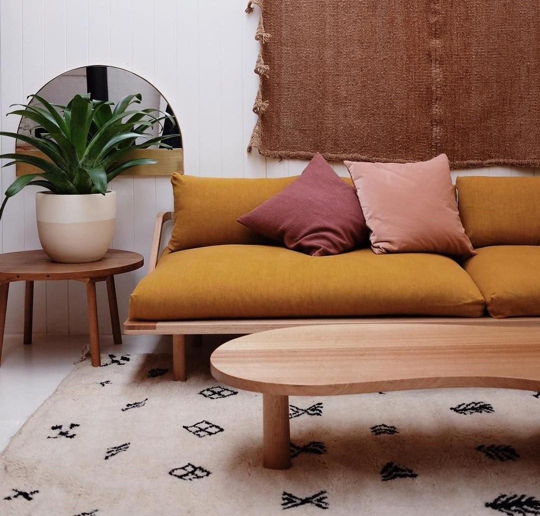 Bọc lại sofa đồ nội thất sáng tạo cho không gian nhỏ