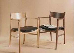 Các dạng ghế gỗ giúp người dùng thư giãn tại không gian sống