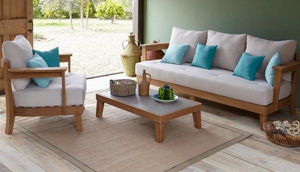 Các loại chất liệu đệm ghế gỗ và công dụng của chúng