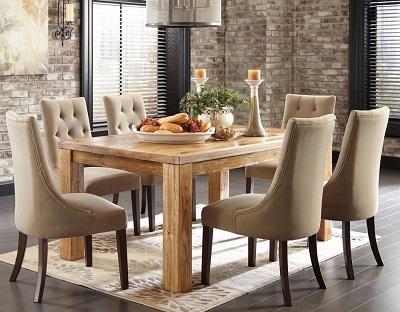 Các loại ghế ăn và lợi ích của việc bọc ghế ăn