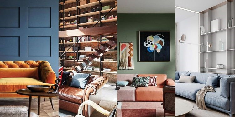 Cách bố trí sofa cho phòng khách thêm ấn tượng và độc đáo