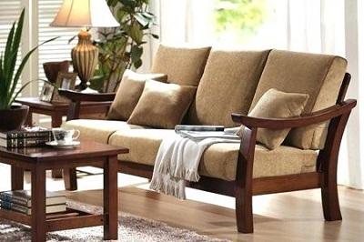 Căn nhà bạn sẽ lung linh trở lại chỉ với đệm ghế sofa