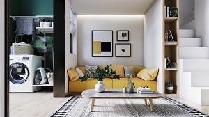 Chọn màu sắc chất liệu cho dịch vụ bọc ghế sofa