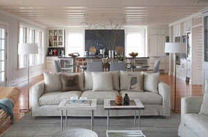 Chọn sofa phù hợp với thiết kế phòng khách
