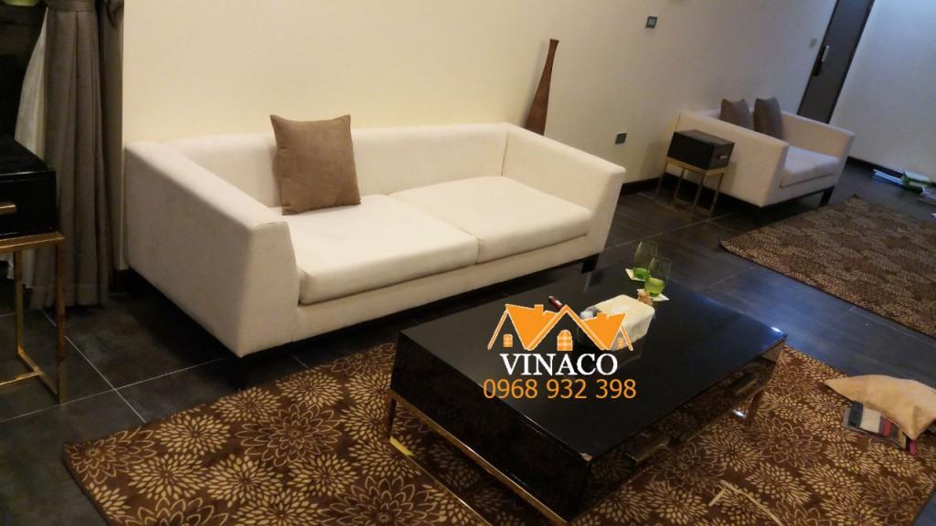 Công dụng tuyệt vời của bọc ghế sofa vải