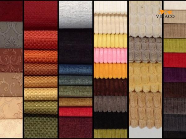 Đánh giá các loại vải bọc sofa phổ biến hiện nay