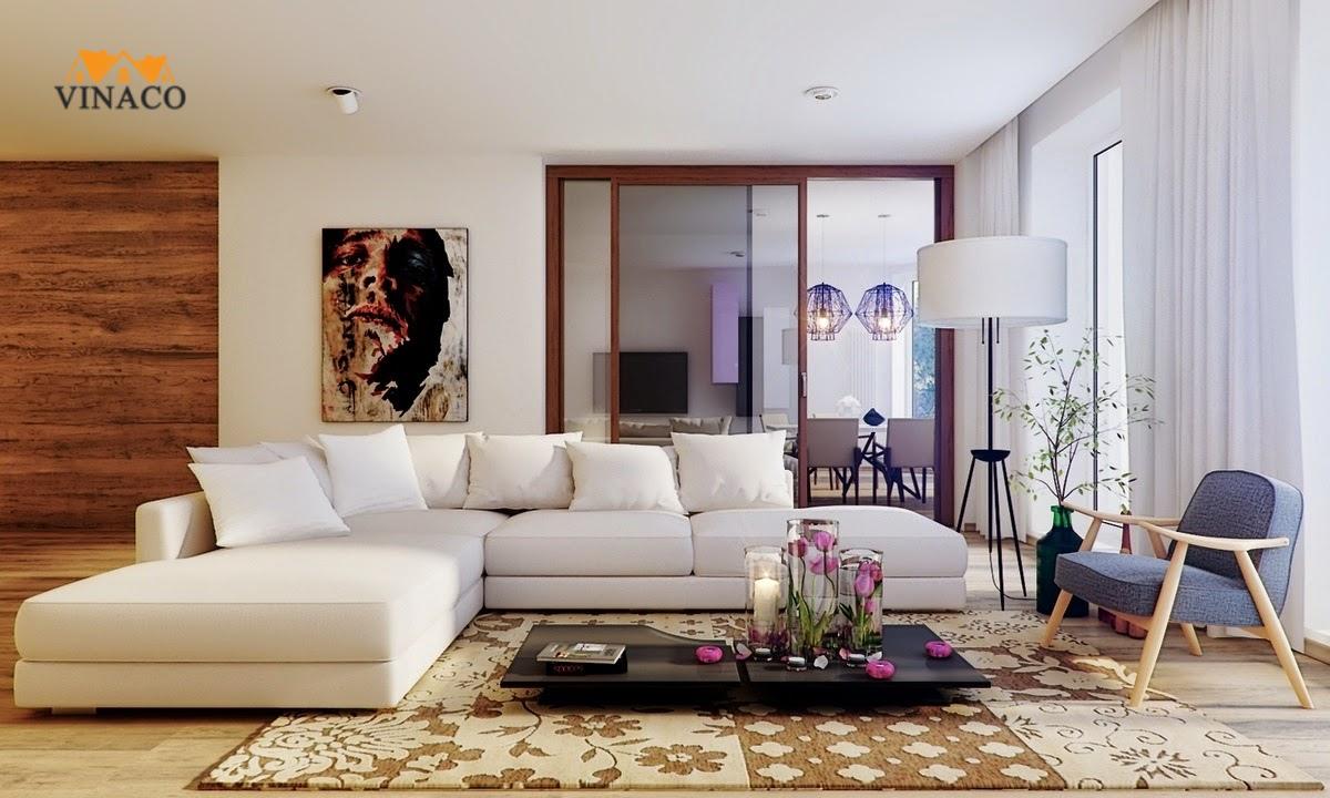 Đặt sofa phòng khách theo hướng nào để có vận khí tốt?