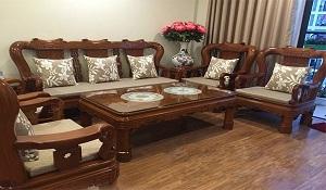 Đệm ghế gỗ giải pháp tối ưu khi mùa đông tới