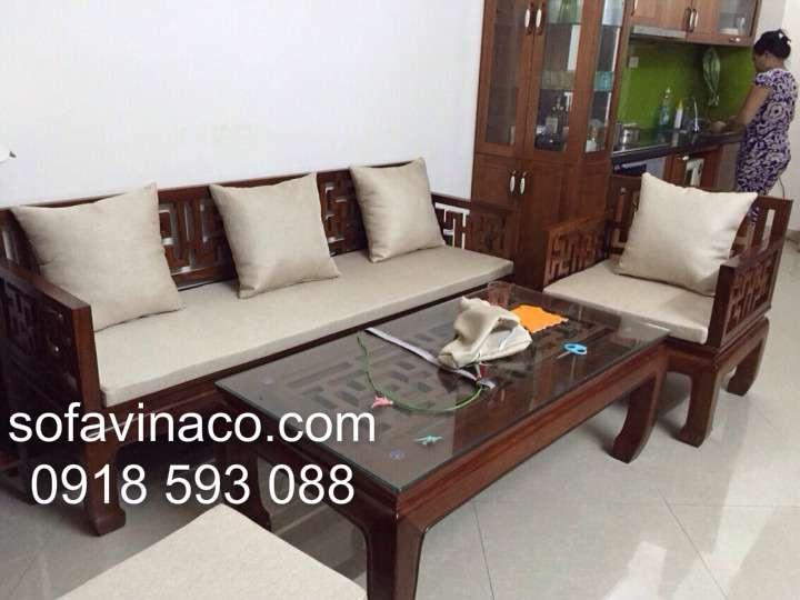 Đệm ghế sofa đơn giản sang trọng
