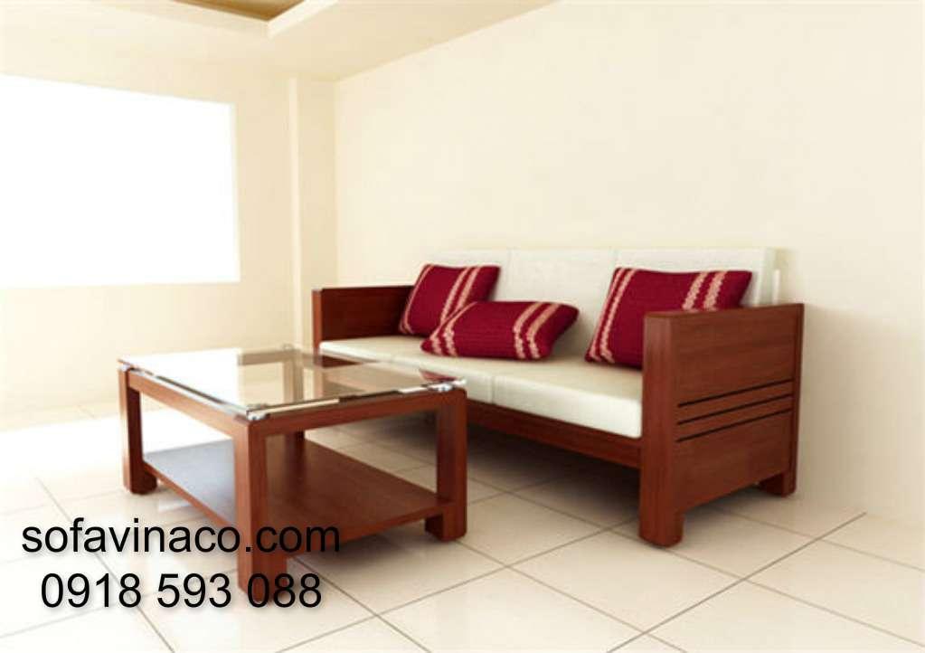 Đệm ghế sofa gỗ 1310