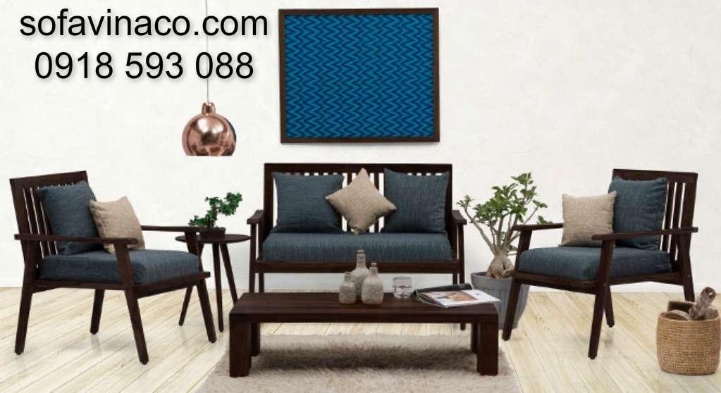 Đệm ghế sofa gỗ 1410