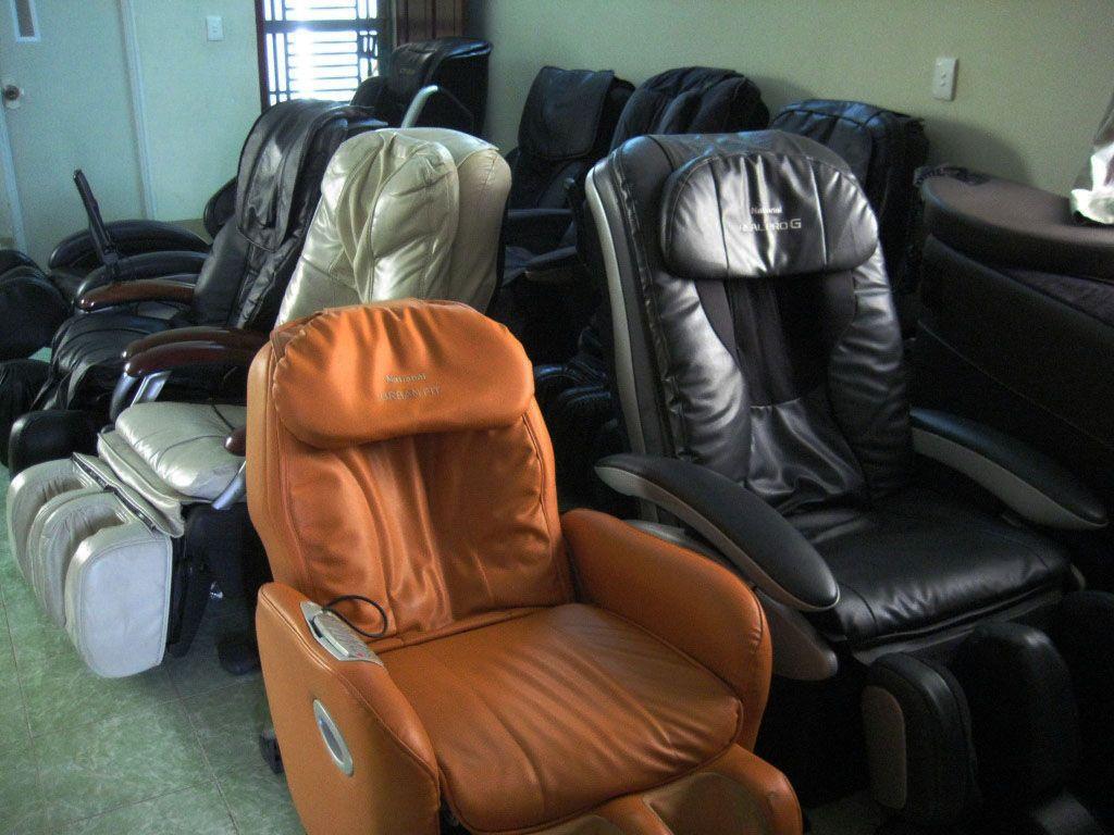 Ghế massage và những điều có thể bạn chưa biết