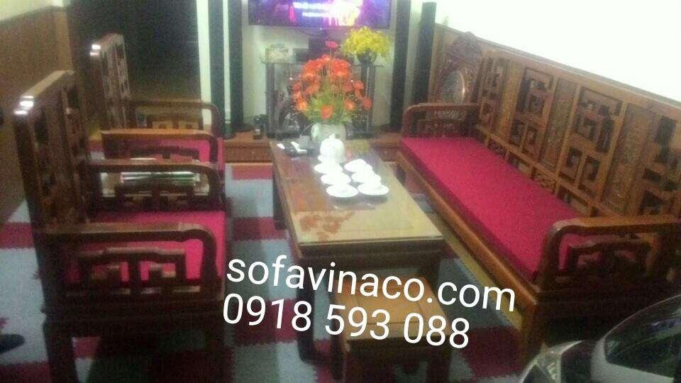Giá làm nệm ghế sofa tại sofa vinaco