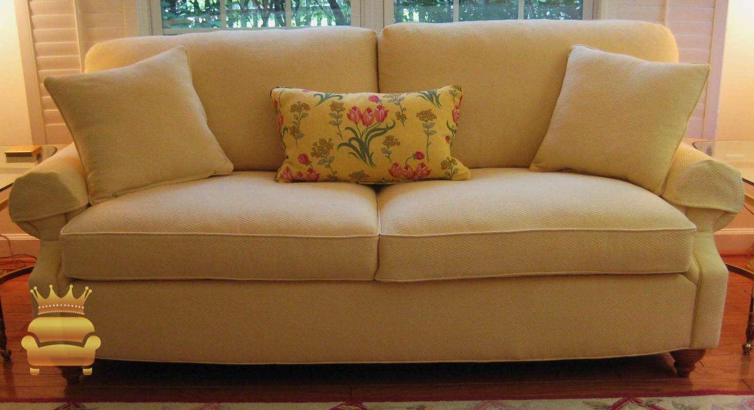 Giới thiệu mẫu vải sợi bọc ghế sofa phổ biến hiện nay