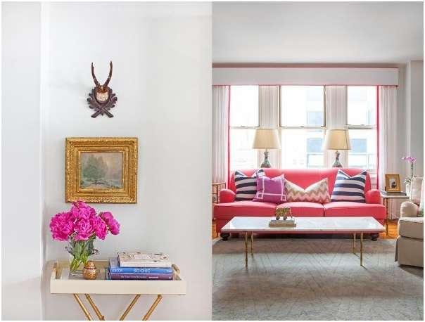 Giúp ghế sofa đẹp hơn với mẫu gối ôm trang trí