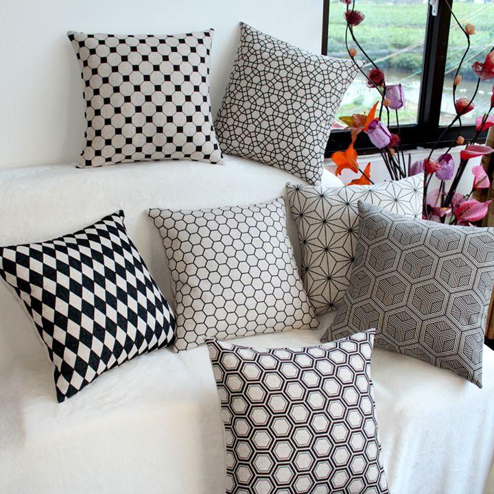 Gối trang trí cho sofa bạn thêm bắt mắt