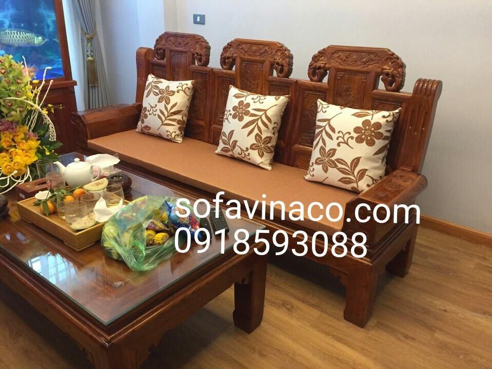 Gợi ý chọn chất liệu làm đệm ghế gỗ