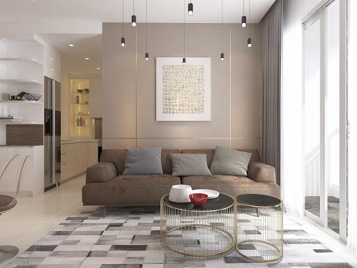 Gợi ý thiết kế tăng sự thu hút cho phòng khách