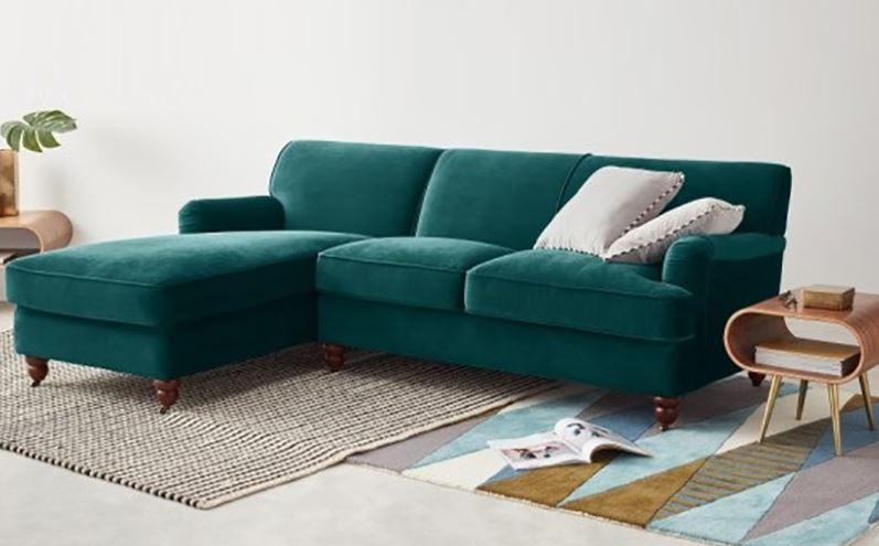 Bọc lại ghế sofa mới giá rẻ đón tết Ất Mùi