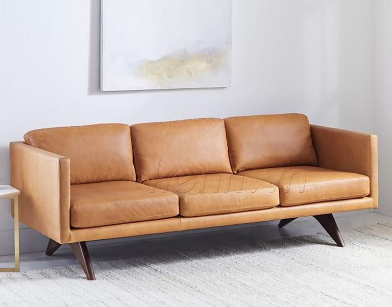 Làm thế nào để sử dụng và bảo quản sofa bọc ghế da đúng cách