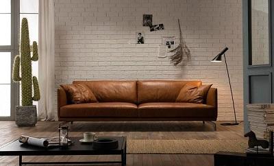 Lợi ích và hạn chế của sofa vải và sofa da
