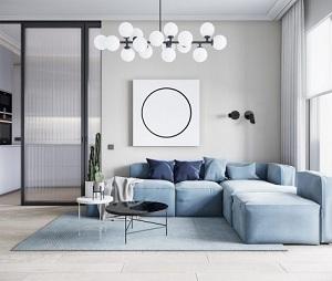 Lựa chọn màu sắc sofa cho phòng khách hợp phong thủy