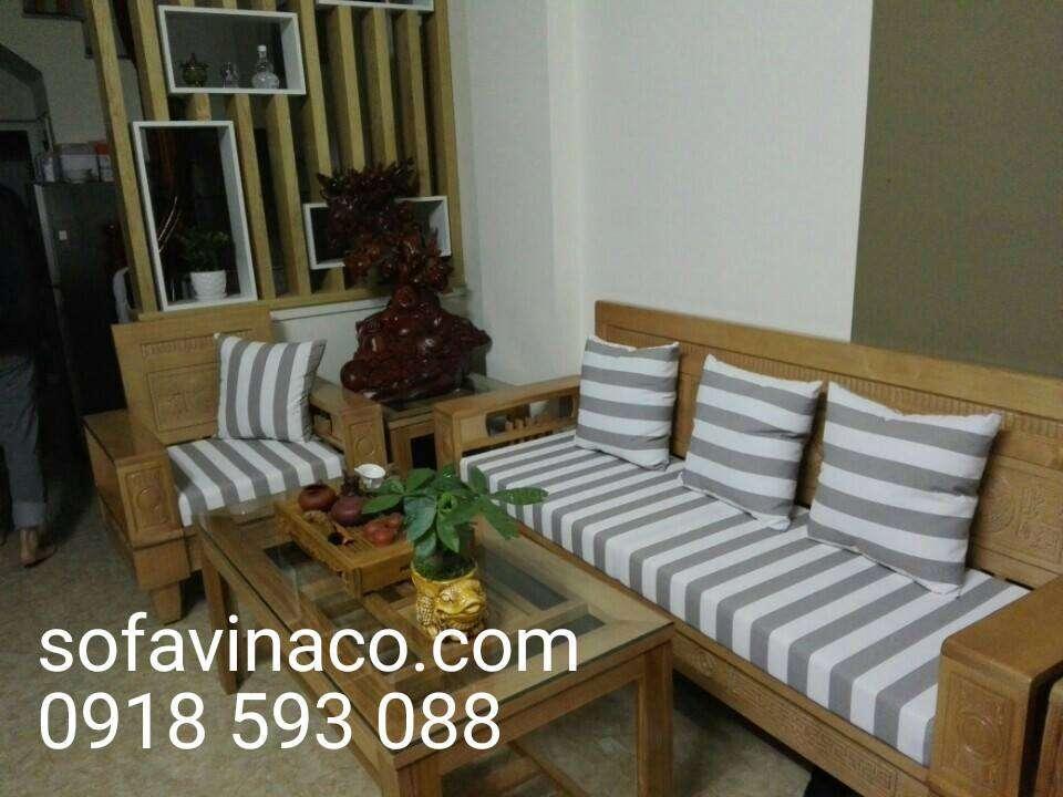 Lý do nên chọn may nệm ghế sofa tại sofa vinaco