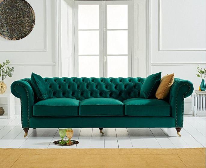 Mẫu chất liệu làm ghế sofa tại VINACO