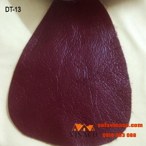 Mẫu da thật DT-13
