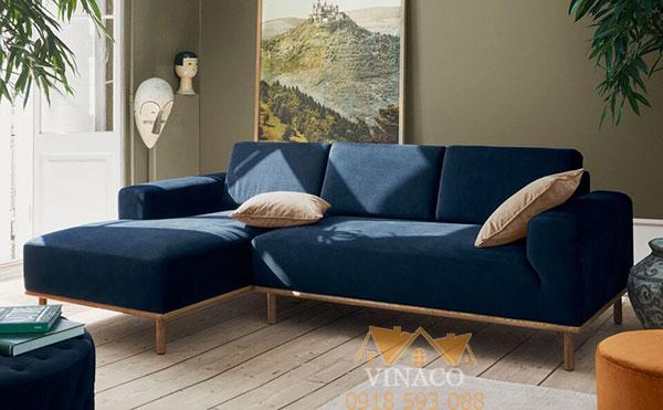 Mẫu sofa SPL-02 thiết kế đơn giản nhưng rất thanh lịch