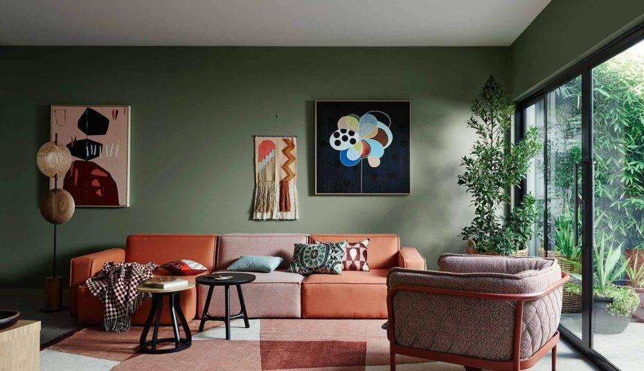 Mệnh Thổ và những điều cần lưu ý khi chọn mua bọc ghế sofa phòng khách