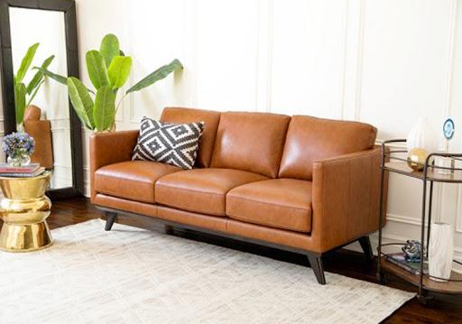 Mẹo bảo quản sofa da không bị hao mòn, giữ ghế sofa trông như mới