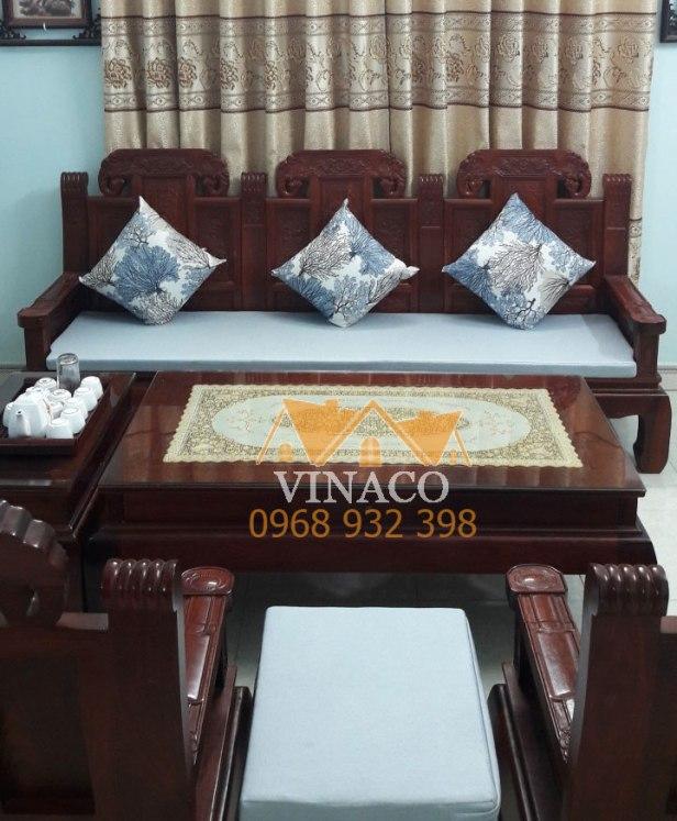 Mẹo để mua được bộ ghế sofa gỗ đẹp chất lượng mà bạn nên biết