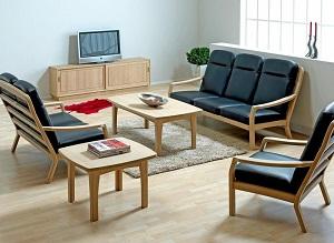 Một số lưu ý khi chọn bàn ghế gỗ nhỏ