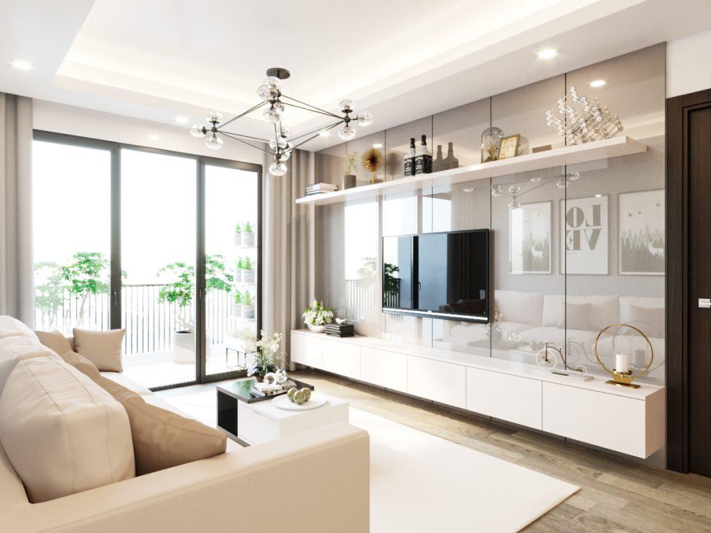 Một số tip về cách trang trí không gian phòng khách nhà bạn