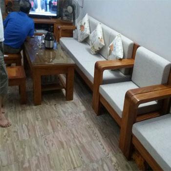 Mua đệm ghế gỗ chất lượng tại Hà Nội