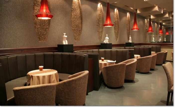 Nhận bọc ghế da cho khách sạn, nhà hàng cao cấp giá cả hợp lý