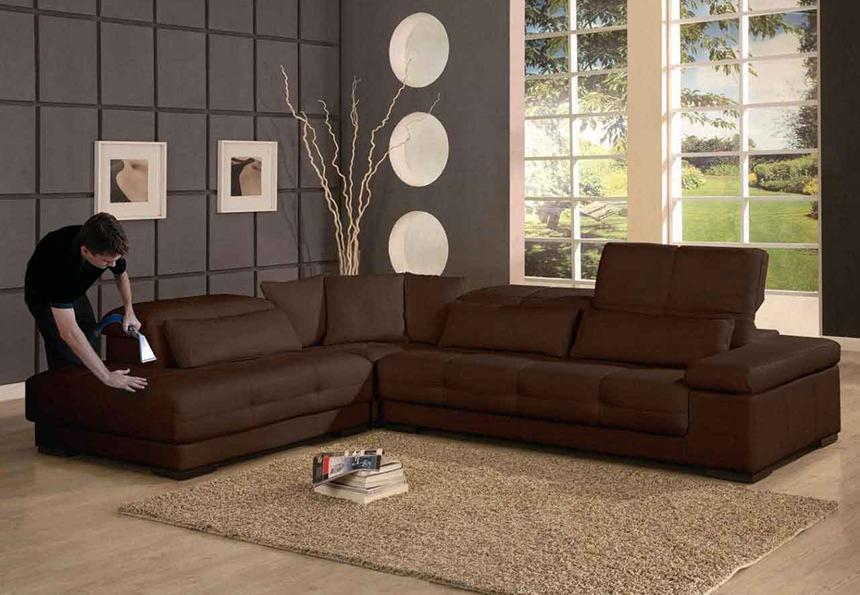 Những cách dễ dàng để làm sạch ghế sofa nhà bạn