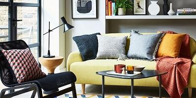 Những cách làm sạch sofa hiệu quả đón Tết