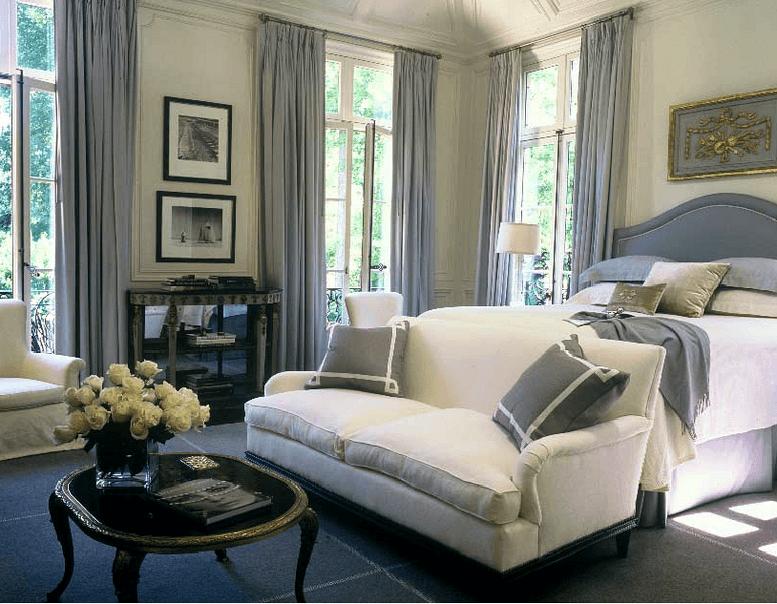 Những chú ý quan trọng để lựa chọn được ghế sofa cho phòng ngủ ưng ý