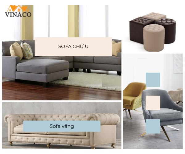 Những điều cần lưu ý khi mua sofa phòng chờ
