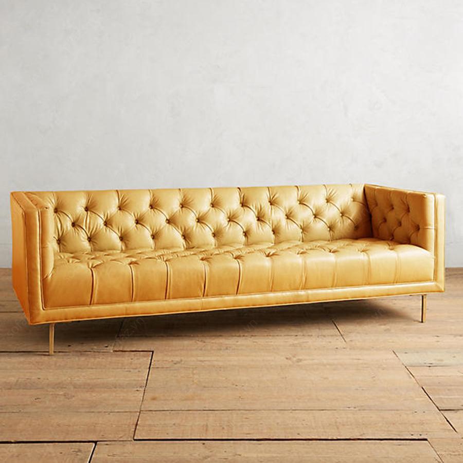 Những loại chất liệu đệm ghế gỗ được sử dụng phổ biến nhất