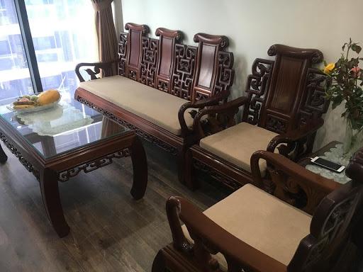 Những lý do bạn nên chọn nệm ghế gỗ tự nhiên cho phòng khách của bạn