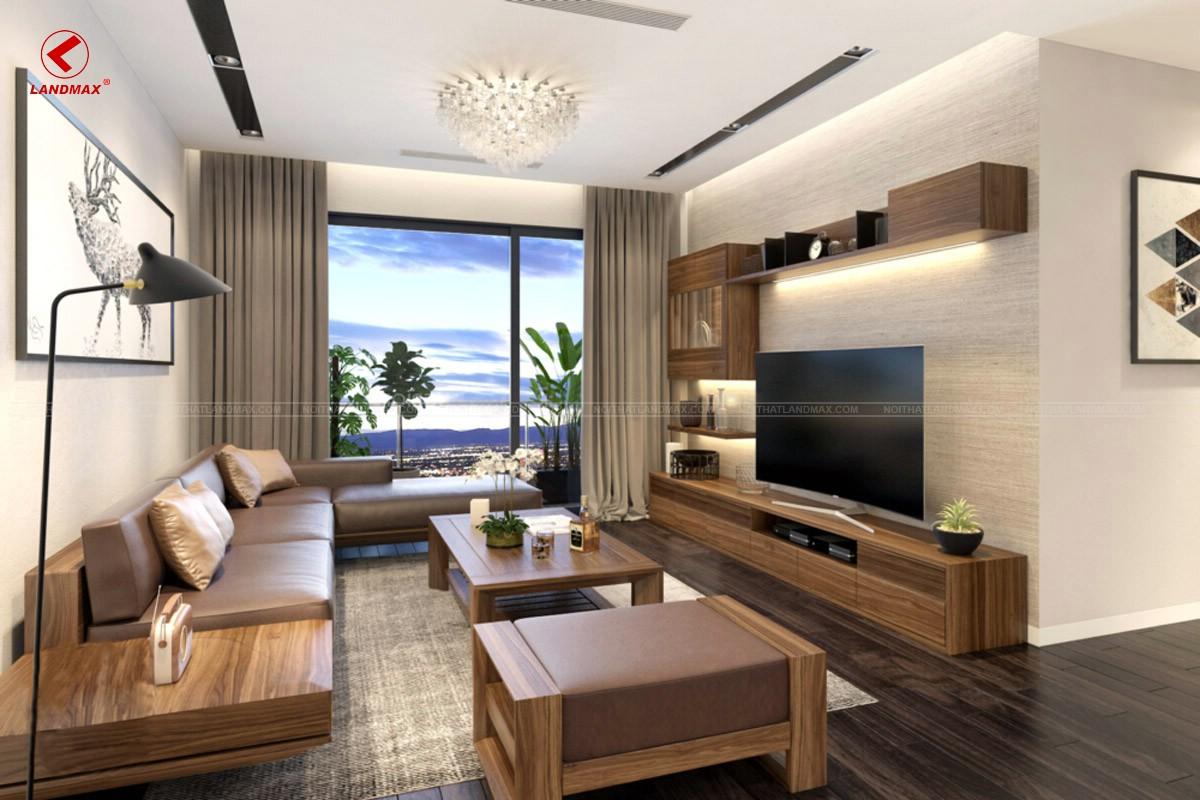 Những nguyên tắc sai phạm khi bố trí sofa khiến cho không gian nhà thêm chật