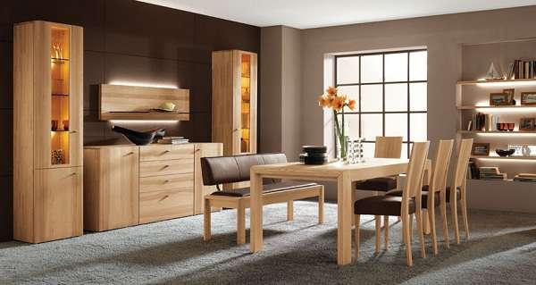 Nội thất gỗ sang trọng cho biệt thự