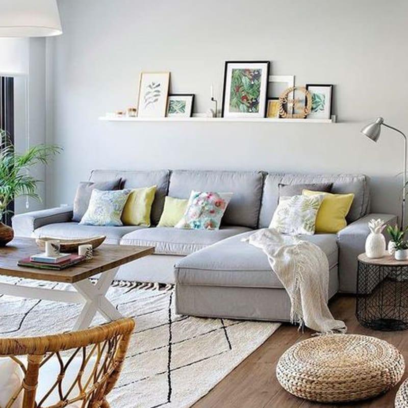 Nội thất trong gia đình và những điều bạn nên biết khi chọn sofa