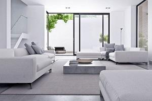 Phong cách thiết kế tối giản cho căn nhà hiện đại
